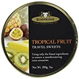 Simpkins Tropical Fruit- 7 oz.