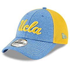 Nothing gets your blood pumping as much as when you watch your beloved UCLA Bruins valiantly taking on their opponents. Showcase that intense passion when you sport this one-of-a-kind Shadow Turn 9FORTY adjustable hat from New Era. The vivid ...