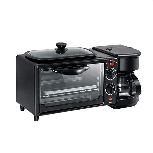 Maquina para hacer pan,Máquina de desayuno tres en uno Hogar ...