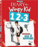 Diary Of A Wimpy Kid 1-3 Triple Feature Blu-ray