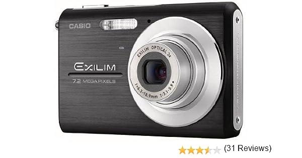 Casio Exilim EX-Z75 - Cámara Digital Compacta 7.2 MP (2.6 Pulgadas ...