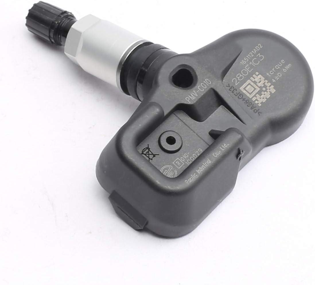 CENTAURUS Wireless Tire Pressure Monitoring Sensor TPMS PMV-C010 42607-06020 42607-30060 42607-52020 Replacement for Toyota Lexus Scion