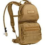 CamelBak M.U.L.E. MilTac 100oz 3 Liter Hydration Backpack Hydration Plus Cargo Coyote 61701