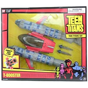 Teen Titans T-Booster with expandable wings and firing action