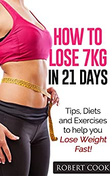 how to lose 7kg in a week with exercise