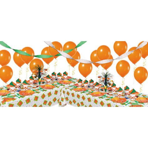 Basketball Party Supplies Deluxe Party Kit