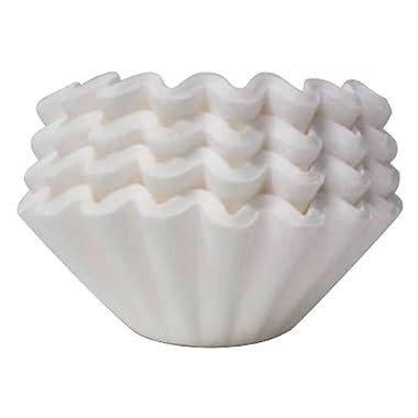 Kalita 22201 Wave 155 (100P) Paper Filter, White