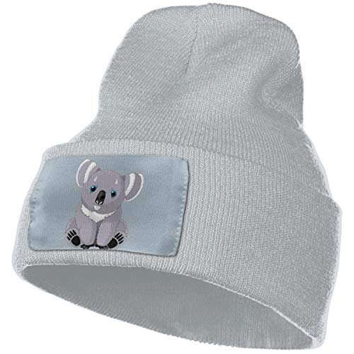 Cute Australia Koala Bear Woolen Knit Hat Caps Winter Warm Hats For Men & Women -