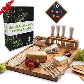 Amazon Com Picnic At Ascot Large Bamboo Cheese Board