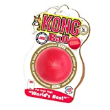 Kong 4''RED Ball Dog Toy