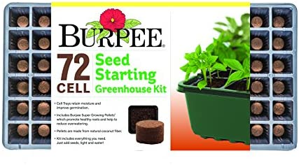 Burpee Cell Seed Starting Size product image