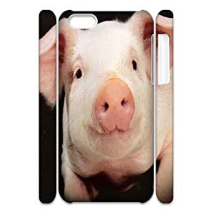 DDOUGS Piggy New Fashion Cell Phone Case for Iphone 5C, Customised Iphone 5C Case