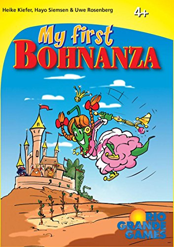 My First Bohnanza Card Game Bohnanza Rio Grande Games