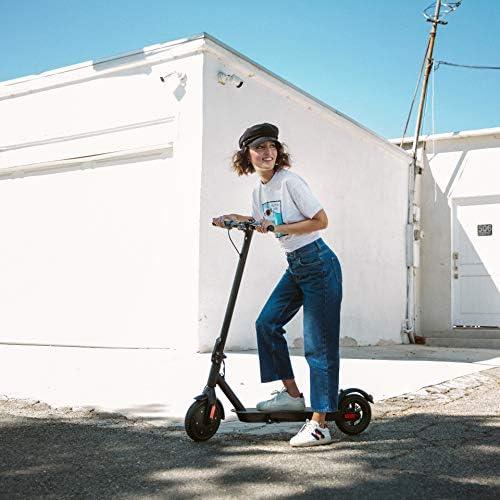 Amazon.com: XPRIT patinete eléctrico de 8.5 pulgadas con dos ...