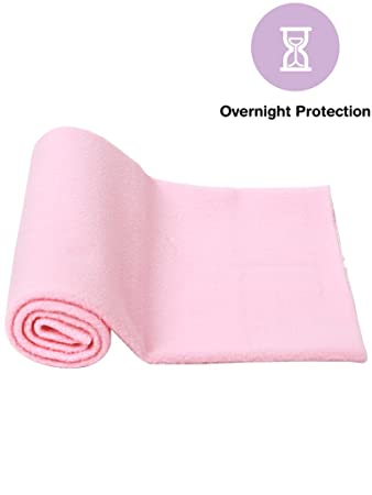 Mee Mee Breathable & Total Dry Sheet Protector Mat (Pink) Diaper Covers at amazon