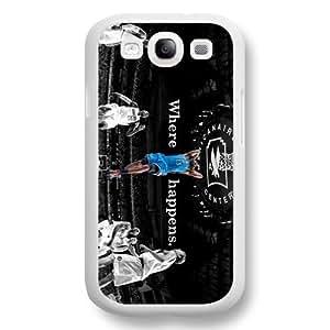 Onelee(TM) - Customized White Hard Plastic Samsung Galaxy S3 Case, NBA Superstar Houston Rockets James Harden Samsung Galaxy S3 Case wangjiang maoyi