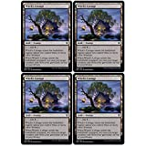 Magic: The Gathering - Witch's Cottage - Throne of Eldraine - x4 Card Lot Playset