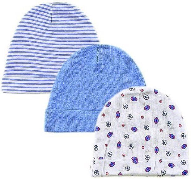 3-Pack Infant Caps