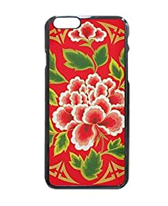 "Vintage Floral Design Hard Customized Case Cover , Iphone 6 (4.7"") Case Cover, Protection Quique Cover, Perfect Fit, Show Your Own Personalized Phone Case for Iphone 6 - 4.7 Inches"