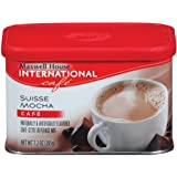 Maxwell House International Coffee Suisse Mocha Caf?, 7.2-Ounce Cans (Pack of 6)