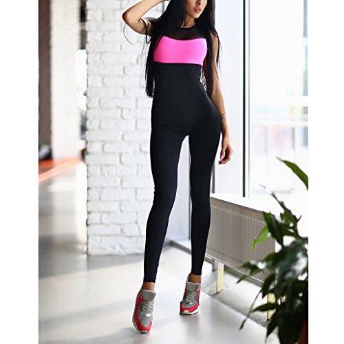 Sharplace Tappetino E Tuta Donna Abbigliamento Yoga Trasporta Sacchetti Tappetino di forma fisica