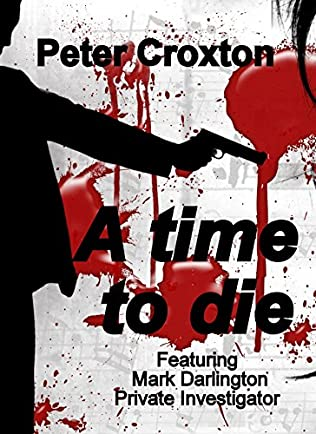 book cover of A Time to Die