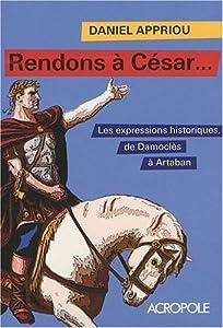 """Afficher """"""""Rendons à César"""""""""""