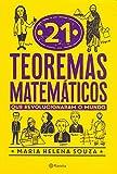 capa de 21 Teoremas Matemáticos que Revolucionaram o Mundo