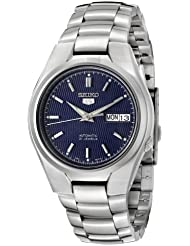 Seiko Mens SNK603 Automatic Stainless Steel Watch
