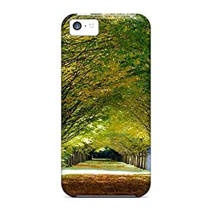 Premium Durable Its Autumn At Anglesey Abbey Cambridgeshire Fashion Iphone 5c Protective Cases Covers