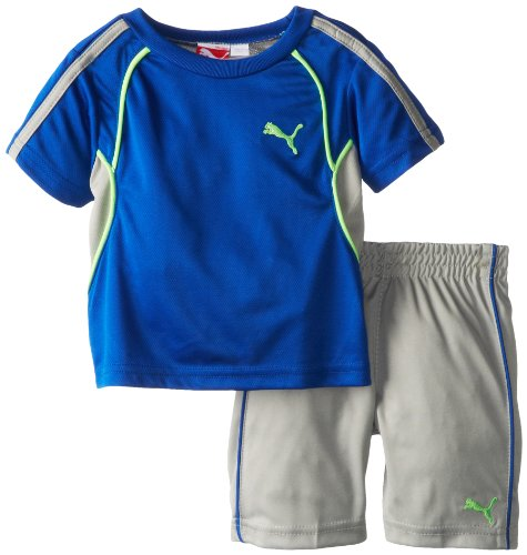 PUMA Kids Baby Boys' 48 Perf Set