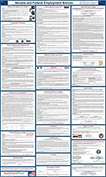 2015 Nevada State and Federal Labor Law Posters