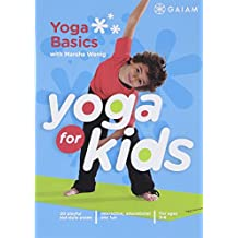 YOGA FOR KIDS: YOGA BASICS