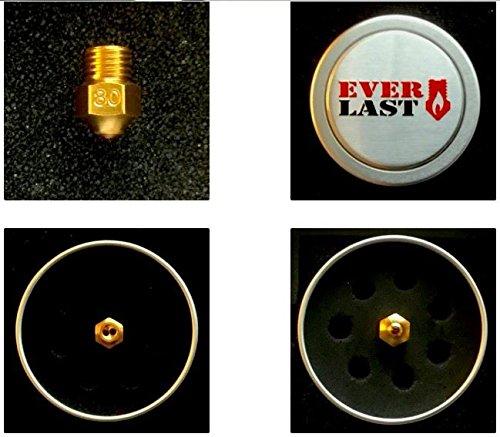 3D Solex Everlast HardCorde Nozzle - .25/.4/.6/.8/1.2mm