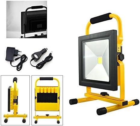 COB LED Strahler Arbeitsleuchte Baustrahler Flutlicht Arbeitsleuchte Tragbare