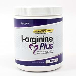 Amazon.com: L-arginine Plus® #1 L-arginine Supplement ...