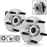 #4: 2006 2007 2008 Chevy Chevrolet HHR w/o ABS Pair of 513237 Front Wheel Hub & Bearings Assembly