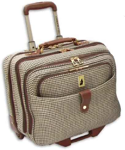 London Fog Luggage Chelsea 17 Inch Computer Bag