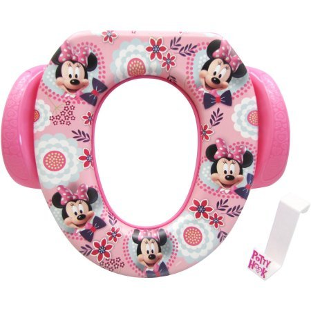 Minnie Simply Adorable Soft Potty Seat (Minnie Mouse Car Cover Seats compare prices)