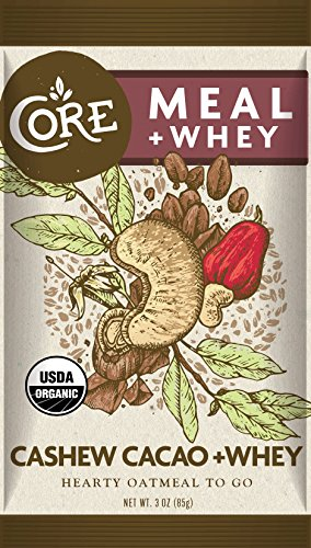 Core Meal Cashew Cacao with Whey - 10 -