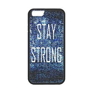 """Customized Durable Case for Iphone6 4.7"""", Stay Strong Phone Case - HL-R656942"""