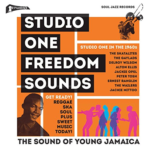 Studio One: Freedom Sounds: Studio One In The 1960