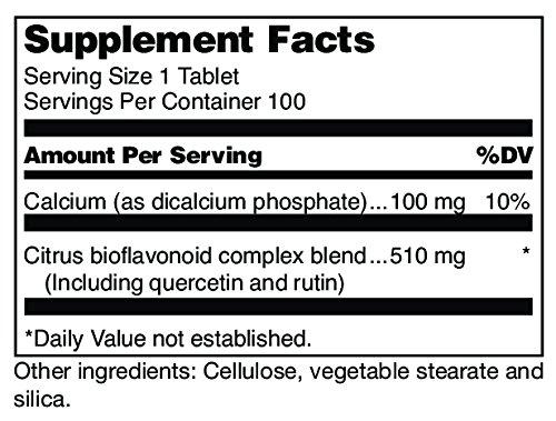 Douglas Laboratories® Bioflavonoid Complex Citrus Bioflavonoids for Circulatory Health* 100 Tablets