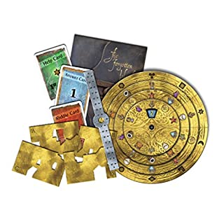 Exit: The Forgotten Island   Exit: The Game - A Kosmos Game   Family-Friendly, Card-Based at-Home Escape Room Experience for 1 to 4 Players, Ages 12+