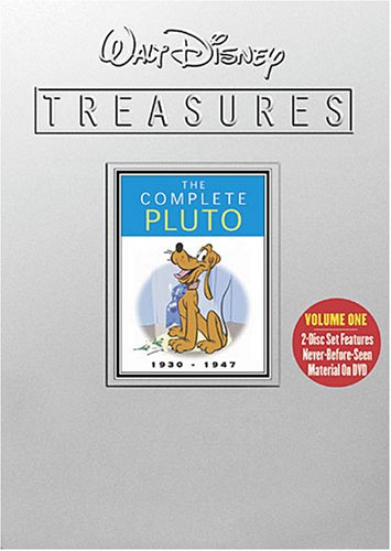 Walt Disney Treasures - The Complete Pluto, Volume One (Disney Treasures Annette)