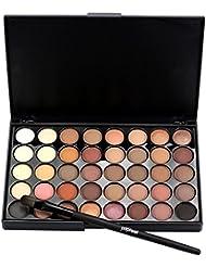Creazy Cosmetic Matte Eyeshadow Cream Makeup Palette...
