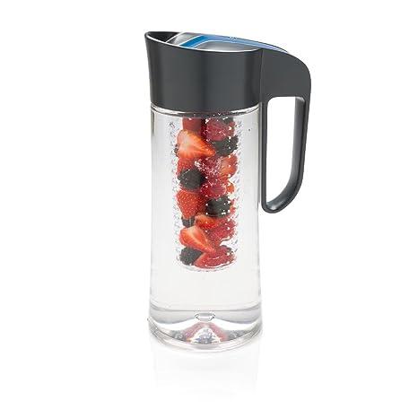 Jarra Cucina Sana Tritan de 2 litros, con inserto, 100 % libre de BPA