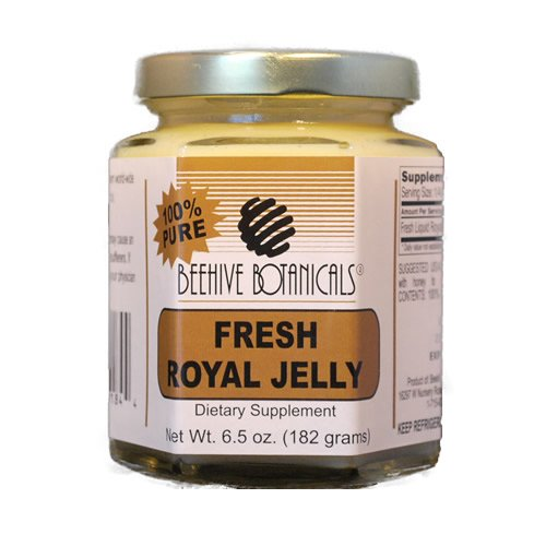 Beehive Botanicals Fresh Royal Jelly-6.5 Oz. by Beehive Botanicals