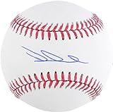 Paulo Orlando Kansas City Royals Autographed Baseball - Fanatics Authentic Certified - Autographed Baseballs