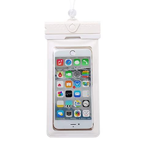 Bolsa Impermeable Transparente Conjunto de teléfono móvil ...